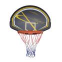 Basketbalový koš s deskou SPARTAN 90 x 60 cm