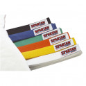 Pásek ke kimonu SPARTAN - černý