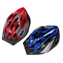 Cyklo přilba SPARTAN Tour - S modrá