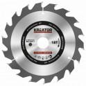 Kreator KRT020404 - Pilový kotouč na dřevo 140mm, 18T