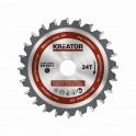 Kreator KRT020501 - Pilový kotouč univerzální 89mm, 24T