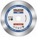 Kreator KRT081104 - Diamantový kotouč celoobvodový 200mm PREMIUM