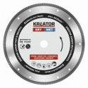 Kreator KRT085102 - Diamantový kotouč celoobvodový 230mm EXPERT TURBO