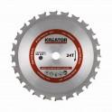 Kreator KRT020603 - Pilový kotouč na kov 120 mm, 24 Z
