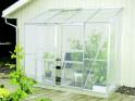 skleník VITAVIA IDA 3300 PC 6 mm stříbrný