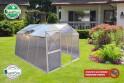 LanitPlast skleník LANITPLAST DODO BIG 8x10 PC 4 mm šedý