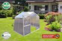LanitPlast skleník LANITPLAST DODO BIG 8x5 PC 4 mm šedý