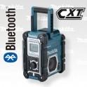 Makita DMR108 aku rádio s Bluetooth, Li-ion 7,2V-18V, bez aku Z