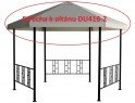Střecha k altánu DU416-2