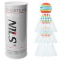 Badmintonové míčky NILS NBL6020 3 ks