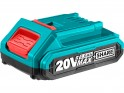 Total TFBLI2001 baterie akumulátorová 20V, Li-ion, 2000mAh, industrial