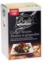 Premium Ginger Sesame 48 ks - Brikety udící Bradley Smoker