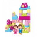 Logická stavebnice LOGIS pro holky 42 ks