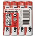 R03 4S AAA Red zn PANASONIC