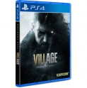 Resident Evil Village hra PS4