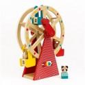 Hračka Petitcollage Dřevěné ruské kolo