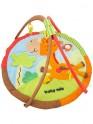 Hrací deka Baby Mix  Žirafka
