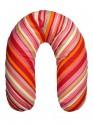 Univerzální kojící polštář Womar červený