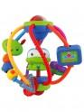 Edukační hračka Baby Mix koule s žabičkou
