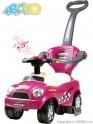 Dětské hrající jezdítko Bayo Super Coupe purple