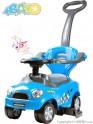Dětské hrající jezdítko Bayo Super Coupe blue