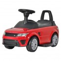 Elektrické jezdítko 2v1 Bayo Range Rover Sport SVR red
