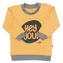 Kojenecké tričko New Baby With Love hořčicové 62 (3-6m)