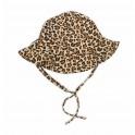Kojenecká bavlněná čepička-klobouček Nicol Mia 56 (0-3m)