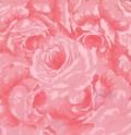Ubrousek AIRLAID RŮŽE růžová, 50 ks