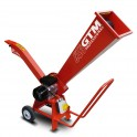 GTM GTS 600 E -  elektrický drtič dřeva