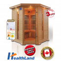 Healthland DeLuxe 4005 Carbon