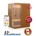 Healthland DeLuxe 3300 Carbon