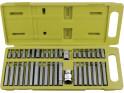 Extol Craft 6640 hroty HEX-TORX-XZN 40 ks