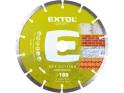 Extol Craft 108814 diamantový kotouč řezný segmentový 180x22,2 mm