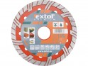 Extol Premium 8803031 kotouč diamantový řezný turbo plus, 115x22,2 mm