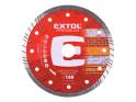 Extol Premium 8803033 kotouč diamantový řezný turbo plus, 150x22,2 mm