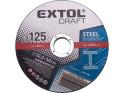 Extol Craft 106902 kotouče řezné na kov 125x1,0x22,2 mm, 5ks