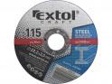 Extol Craft 108010 kotouče řezné na kov 115x2,5x22,2 mm, 5ks