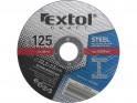 Extol Craft 108020 kotouče řezné na kov 125x2,5x22,2 mm, 5ks