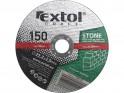 Extol Craft 108130 kotouče řezné na kámen 150x2,5x22,2 mm, 5 ks