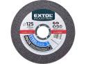 Extol Industrial 8701002 kotouč řezný na ocel nerez 125x1,0x22,2 mm