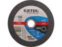 Extol Premium 8808105 kotouč řezný na ocel, 150x1,0x22,2 mm
