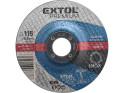 Extol Premium 8808150 kotouč řezný na ocel, 115x0,8x22,2 mm