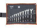 Extol Premium 6733 klíče očkoploché, sada 13 ks
