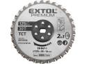 Extol Premium 8893020A kotouč řezný na kov a dřevo, 125x20x16mm, 30T