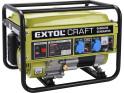 Extol Craft 421000 elektrocentrála benzínová, 6,5HP/2,8kW