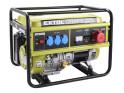Extol Craft 421011 elektrocentrála benzínová, 13HP/5,5kW (400V) 3x1,8kW (230V)