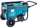 Heron 8896421 elektrocentrála benzínová 7,0kW/15HP, pro svařování, elektrický start, podvozek