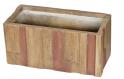 Květináč G21 Wood Box 59x28x28cm