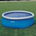 Solární plachta na bazén 510x235 cm